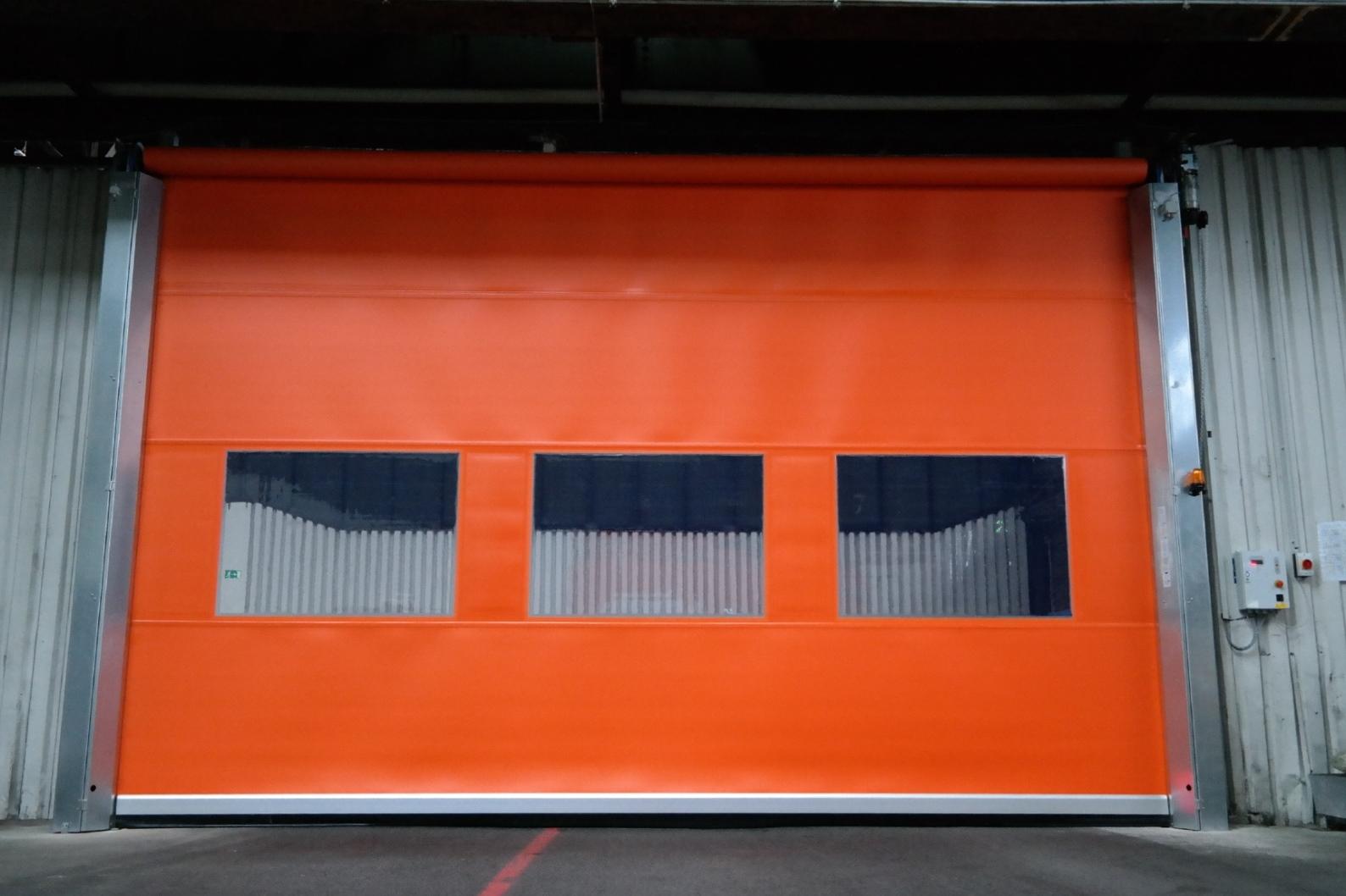 Schnelllauftor Transrapid